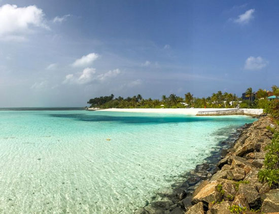 Prachtige stranden op de Malediven