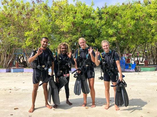 Ontmoet vrienden voor het leven tijdens rondreis Malediven