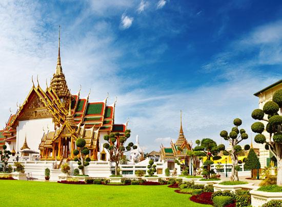 Ontdek Thailand met een gezellige groep jongeren