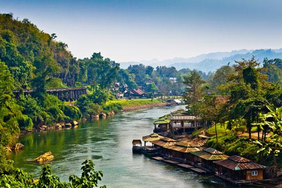 Bijzondere rondreis door Thailand