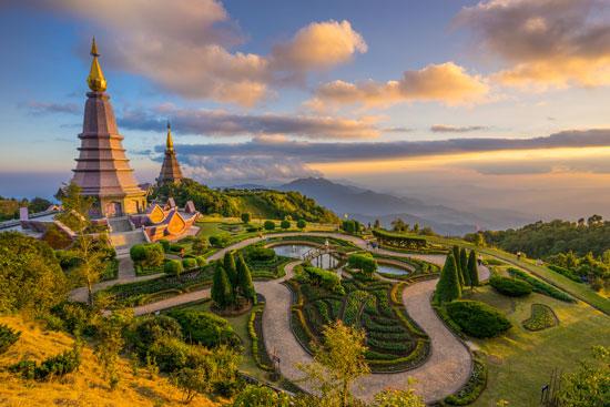 Leuke reis met leeftijdsgenoten langs Chiang Mai