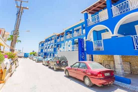 Jongerenappartement Zakynthos