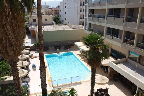 Jongerenhotel Griekenland