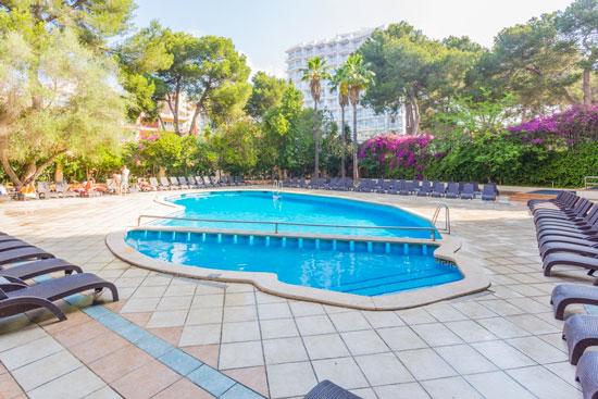 Jongerenhotel Mallorca