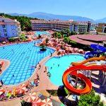 Luxe 5-sterren hotel vlakbij het strand van Marmaris in Turkije
