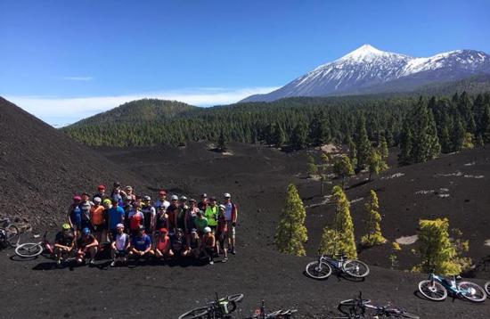 Jongerenrondreis Tenerife
