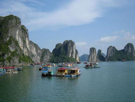 Ontdek Halong Bay tijdens een bijzondere jongeren rondreis