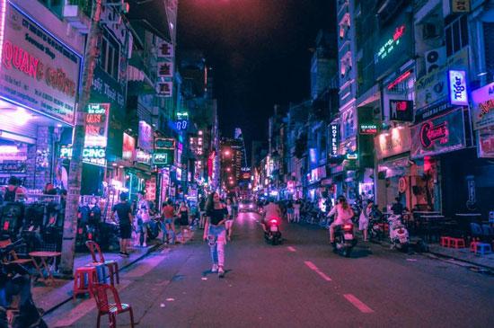 Ho Chi Minh City is het eindpunt van jouw jongeren rondreis