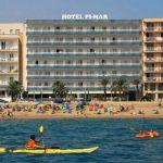 Onvergetelijke vakantie in Blanes vanuit hotel aan het strand