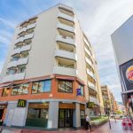 Appartementencomplex direct aan de strip van Lloret de Mar