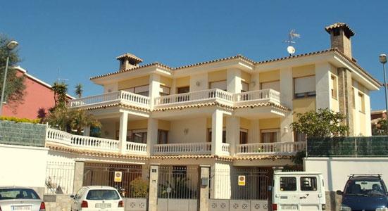 Jongeren villa in Lloret de Mar