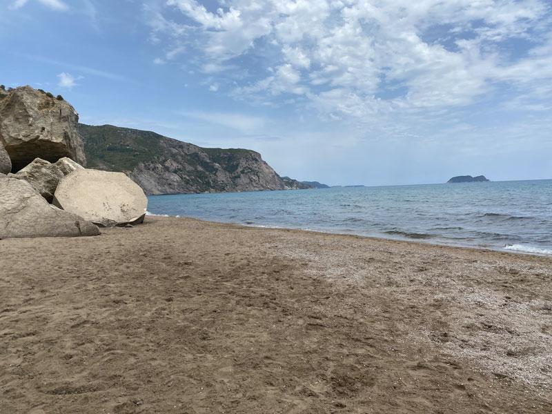 Strandjes Zakynthos