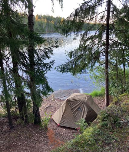 Vakantie Kanoën natuur zweden