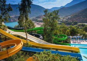All-inclusive zonvakantie in Kreta met groot aquapark