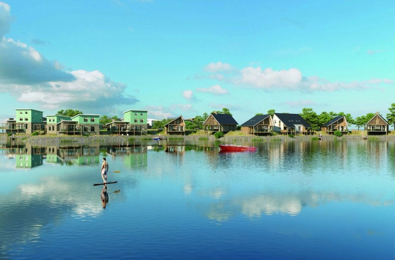 Landal Marina Resort Well