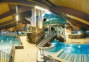 Leuk vakantiepark met groot zwemparadijs in Duitsland