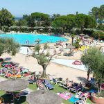 Camping in Languedoc-Roussillon met mooi zwemparadijs