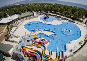 Sfeervolle camping aan de Costa Brava met aquapark en discotheek