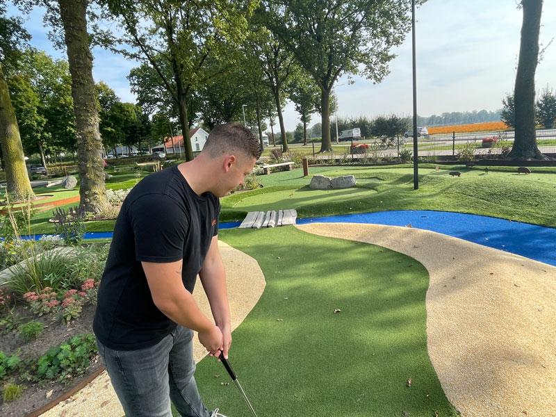Vakantiepark Limburg met oudere jeugd