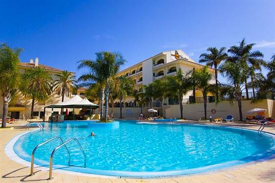 Leuk hotel in Algarve met tieners