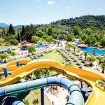 Populairste hotel met zwemparadijs in Corfu
