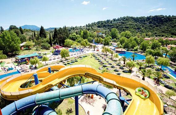Hotel Corfu met zwemparadijs