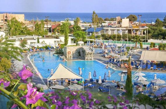 Leuke vakantie in Rhodos met zwemparadijs