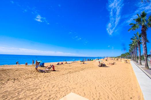 Leuke camping Costa Dorada met tieners
