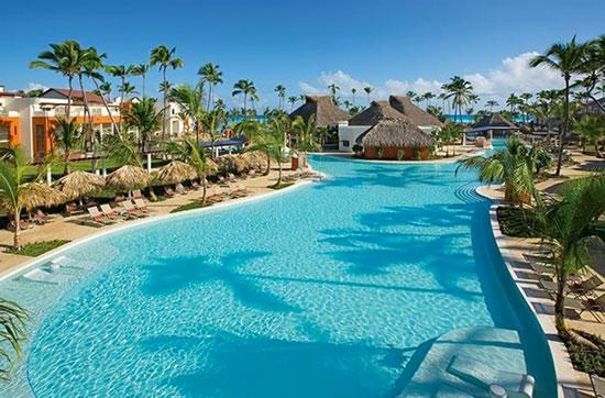 Levendig hotel Dominicaanse Republiek