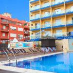 All-inclusive hotel op loopafstand van het strand en centrum in Lloret