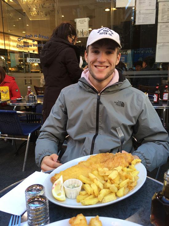 Ervaring & Tips Londen voor tieners