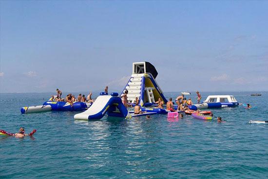 Luxe vakantie Kroatië met tieners