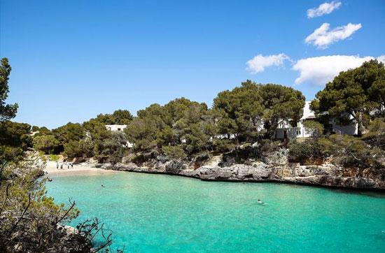 Luxe resort Mallorca met tieners