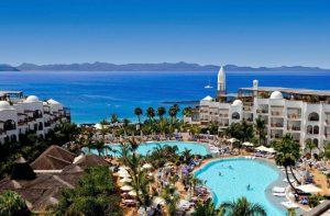 Luxe hotel Lanzarote voor tieners