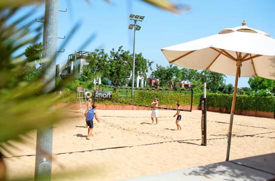 Luxe resort Algarve met tieners