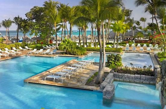 Luxe vakantie Aruba met tieners