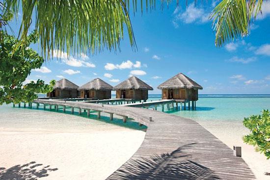 Luxe vakantie Malediven met tieners