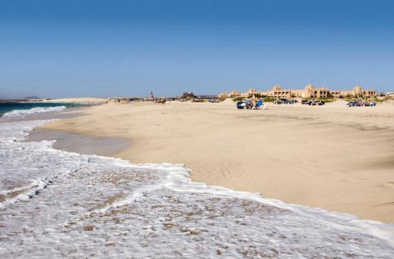 Luxe vakantie in Kaapverdië met tieners
