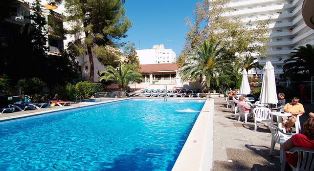 All-inclusive jongerenreis in Mallorca