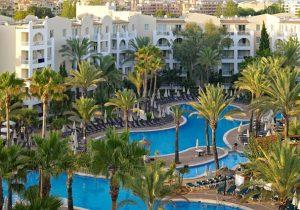 Hotel met groot zwemparadijs op het zonnige Mallorca