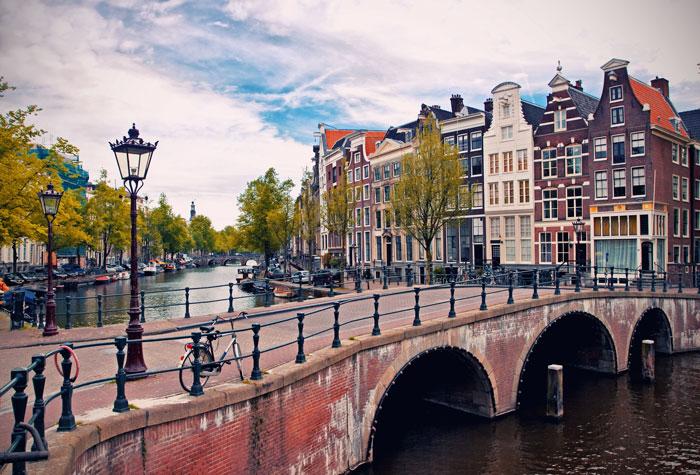 Amsterdam leuk met tieners