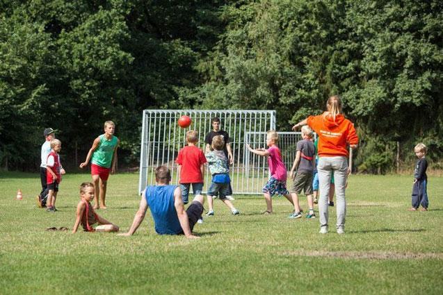 Camping in Overijssel met tieners