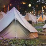 Overnachten op Camping Toverland