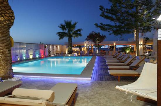 Populair hotel Kreta met tieners