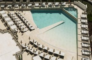 Populair hotel Playa Del Inglés met tieners