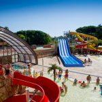 Zeer populaire Franse top camping met een enorm subtropisch zwemparadijs