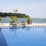 Geweldig hotel in het centrum van het Kroatische schiereiland Istrië
