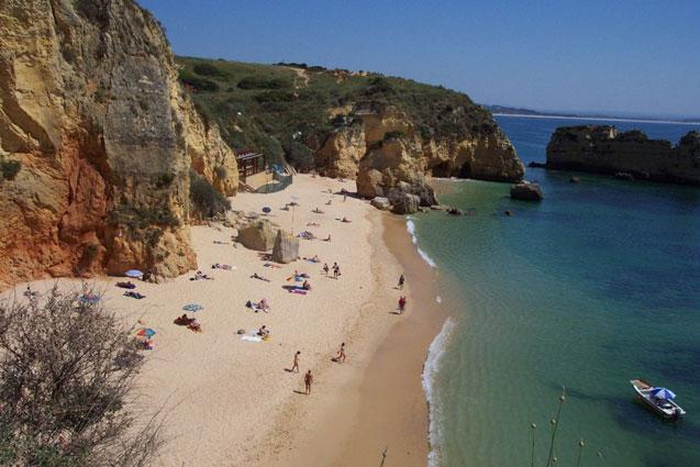 Camping in Algarve met tieners