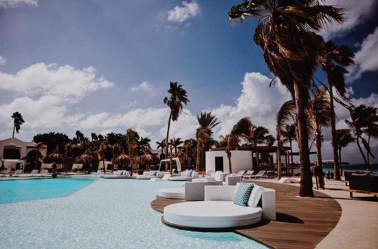Resort Bonaire met tieners