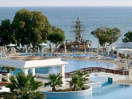 Leuk hotel Kreta met tieners